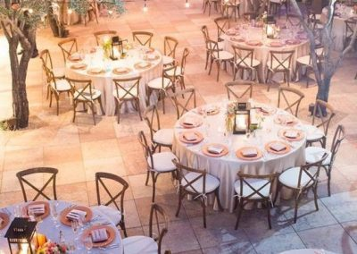 Main Table Wedding Decorations Awesome Best 20 Round table wedding ideas on Pinterest
