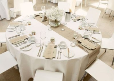 top table wedding decoration ideas New Best 25 Round table decorations ideas on Pinterest