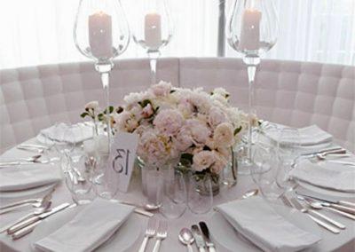 wedding centerpiece ideas for round tables