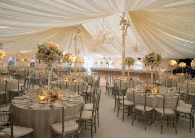 Gold Wedding Decorations Ideas